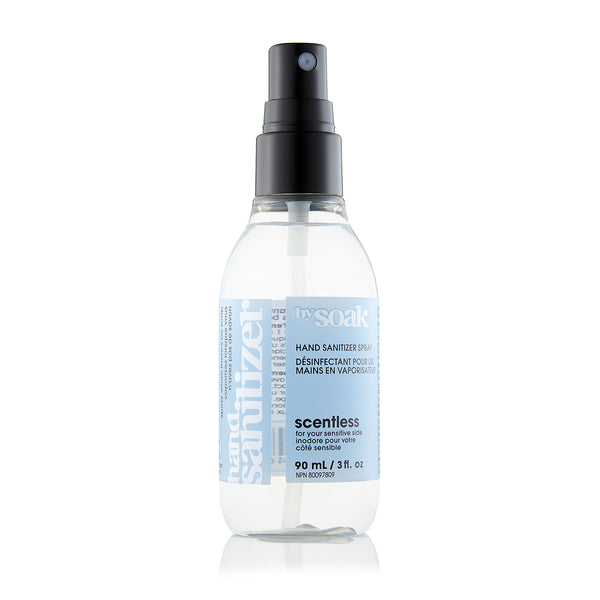 Hand Sanitizer Spray, 3oz, Single Bottle.