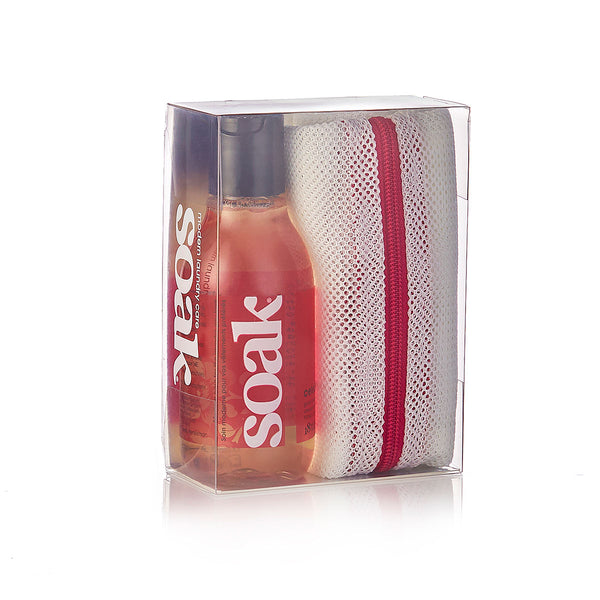 Eco Wash Bag SoakBox Slim Celebration