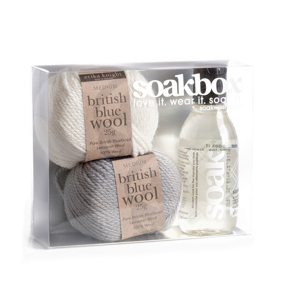 Soakbox erika knight Scentless