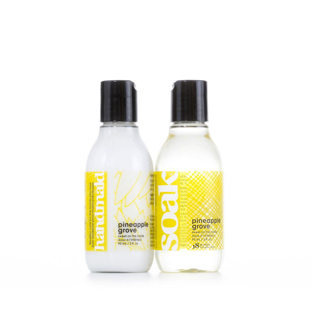 Twosome Travel Size Pineapple Grove