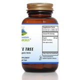 Chaste Tree Capsules - 90 Kosher Vegetarian Caps