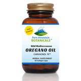 Oregano Oil Capsules - 60 Veggie Caps