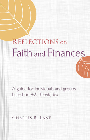 Reflections on Faith & Finances