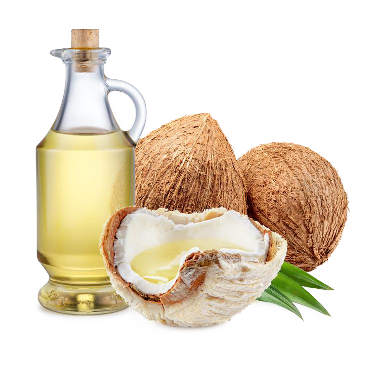 100% Certified Organic Coconut Oil