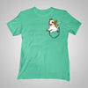 Pocket Puppiez Beagle t-shirt