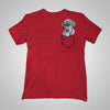Pocket Puppiez Great Dane t-shirt