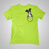 Pocket Puppiez Greyhound t-shirt