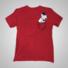 Pocket Puppiez Westie t-shirt