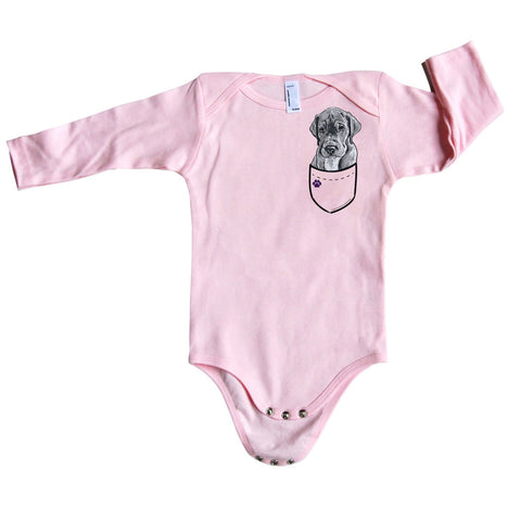 Onsie Great Dane