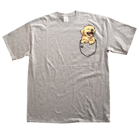 kids t-shirt Golden Retriever