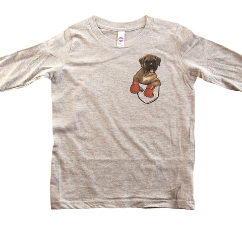 Long Sleeves kids Boxer