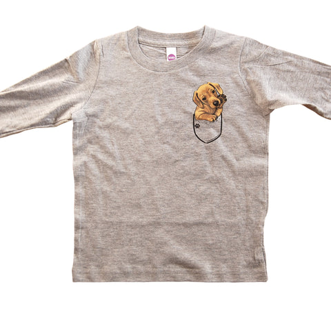 Long Sleeves kids Dachshund