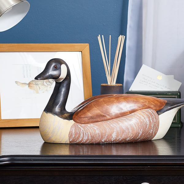 Wood Carvings - Waterfowl and Ducks