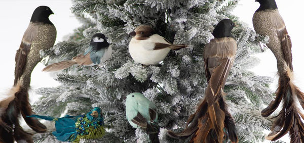 Christmas Ornaments - Add some Glitz & Glamour to your tree this year.