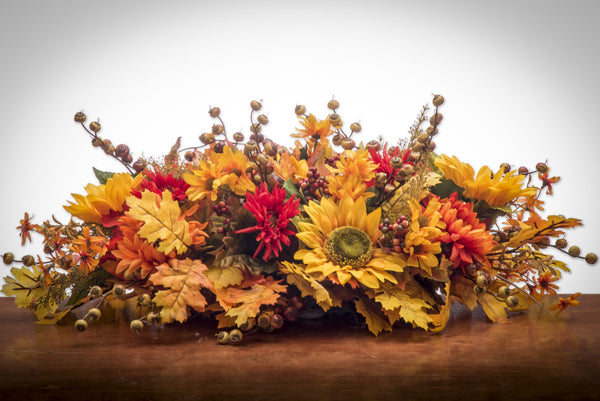Fall Floral Arragements