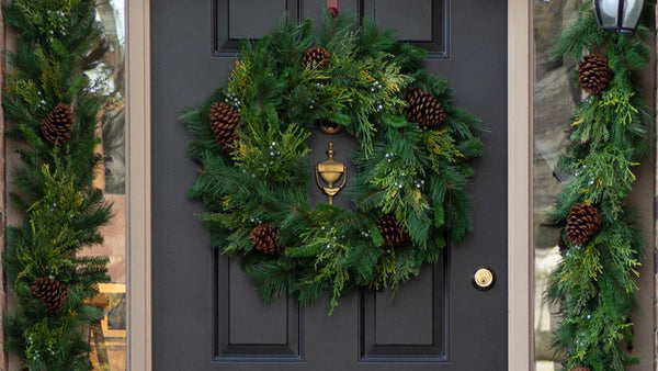 All Seasons Wreaths - Classic Greenery & Everyday Favorites