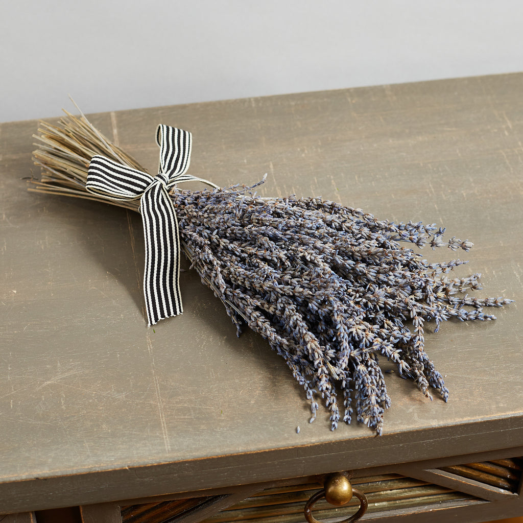 Preserved Natural Dried Lavender Bouquet