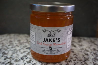 Irish Orange Marmalade