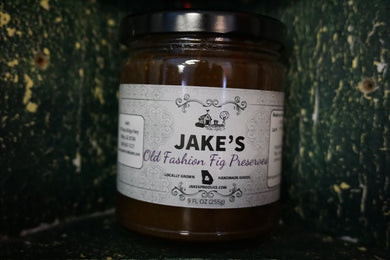 Old Fashion Fig Preserves