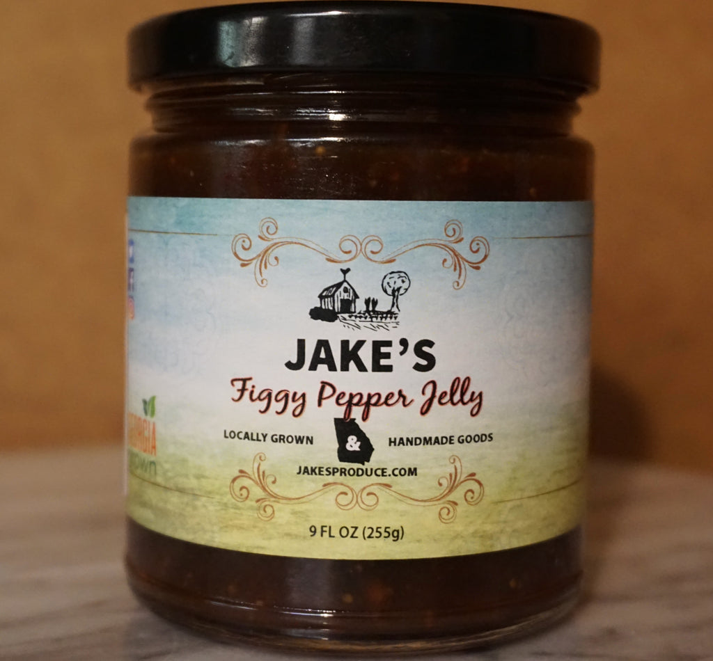 Figgy Pepper Jelly