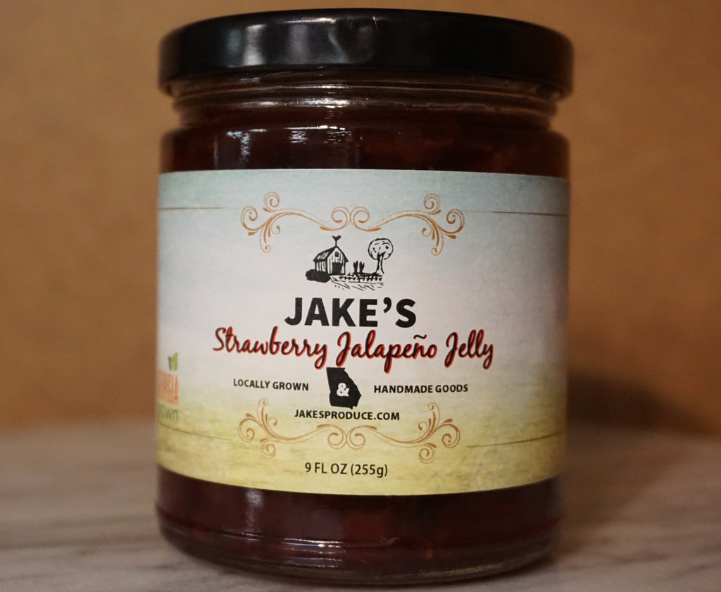 Strawberry Jalapeno Jelly
