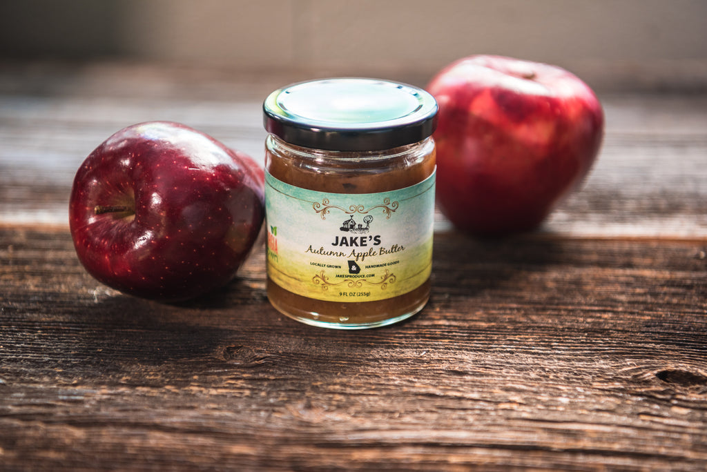 Autumn Apple Butter