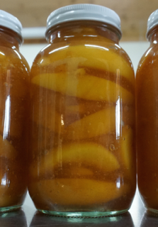 Peach Pie Filling, Quart