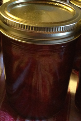 Sugar Free Strawberry Jam, 8oz