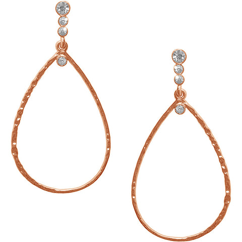 VIRGINIE TEARDROP EARRING