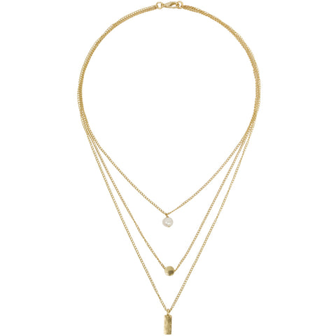 MELISSA LAYERED NECKLACE
