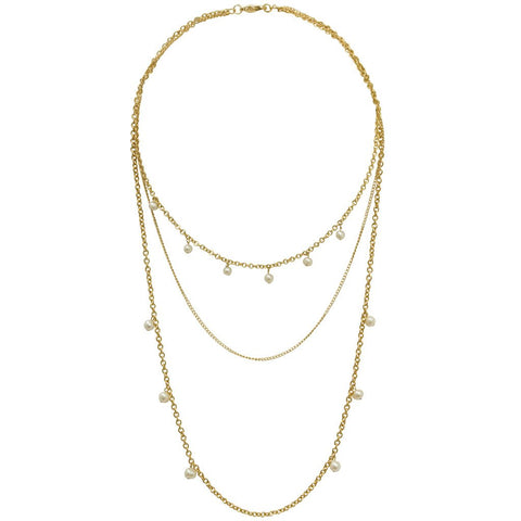 JUDY LAYERED NECKLACE