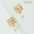 Charlie Pearl Drop Clip-on - Karine Sultan Jewelry