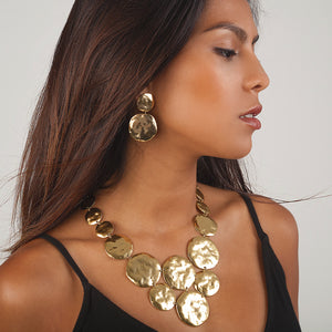 LOLA STATEMENT DROP EARRING