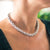 Elora Braided Link Necklace - Karine Sultan Jewelry