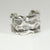 Steffi Crumpled Foil Ring - Karine Sultan Jewelry