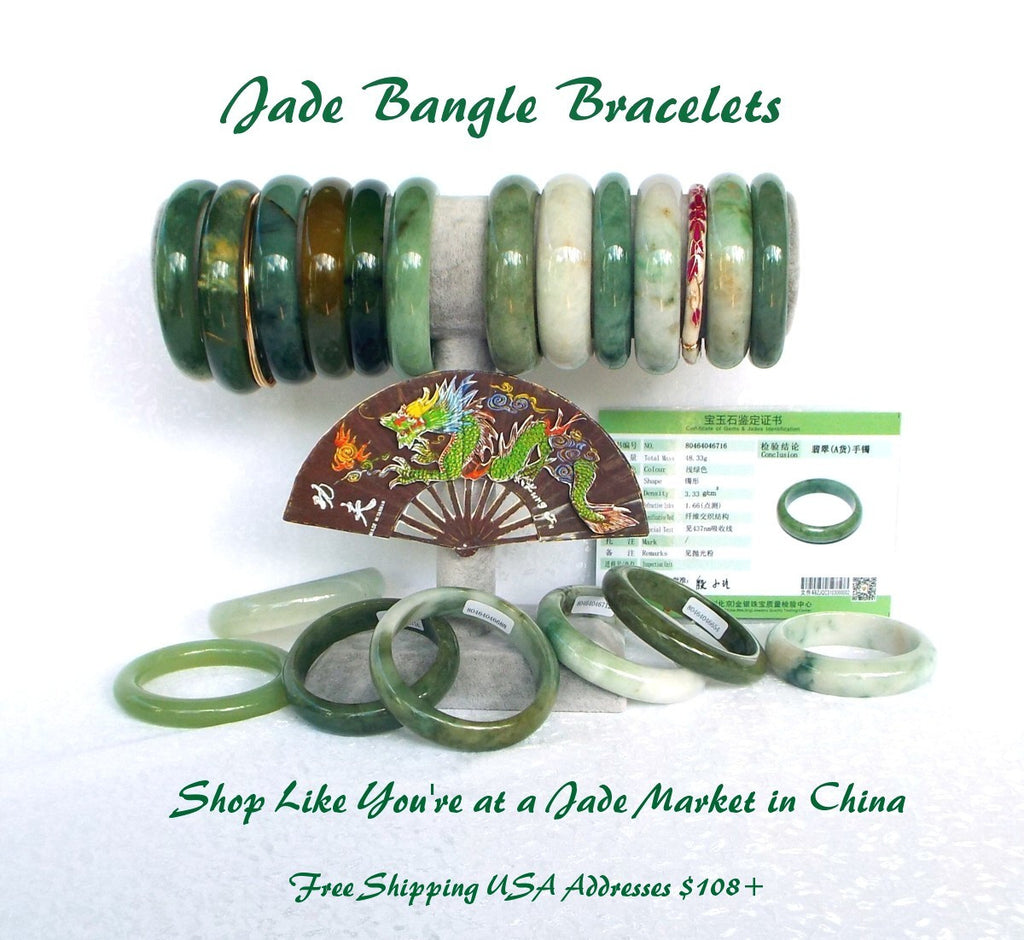 "Why is JadeBangleBracelets Site ""Like Shopping at a Jade Market in China""?"