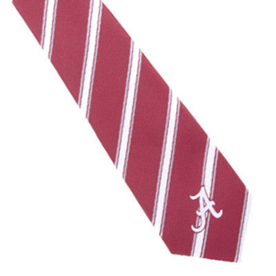 Eagles Wings Alabama Stripe Tie