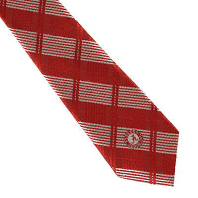 Eagles Wings Double Stripe Alabama Tie