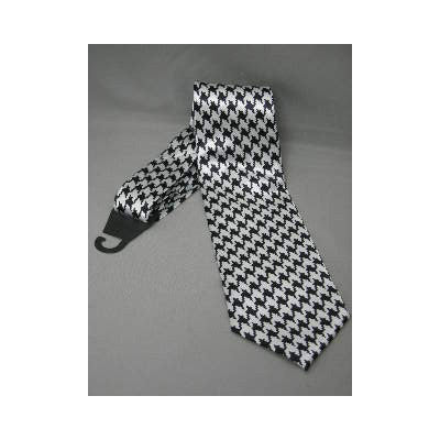 Alabama Houndstooth Men's Necktie - SALE