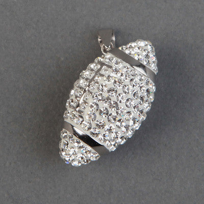 National Championship Football Pendant
