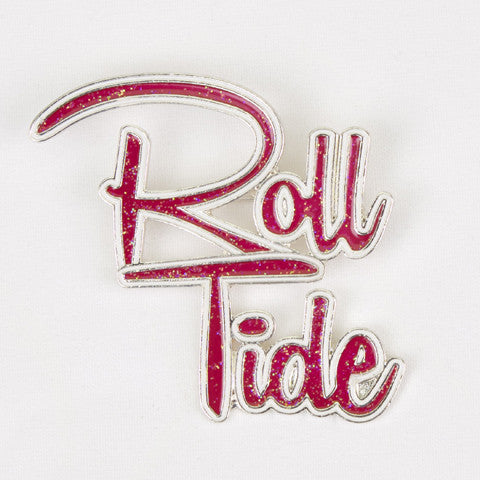 Roll Tide Pin/Pendant