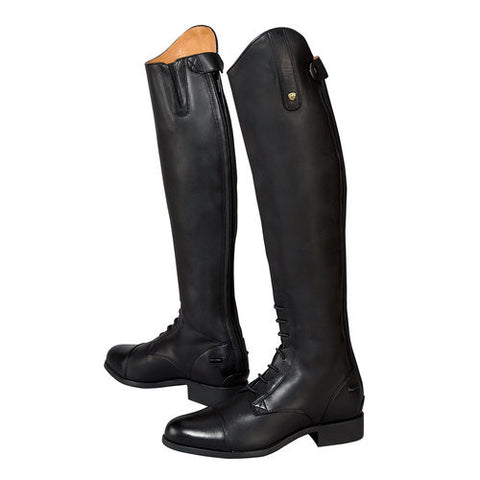 Ariat Ladies Heritage Contour Zip Field Boot