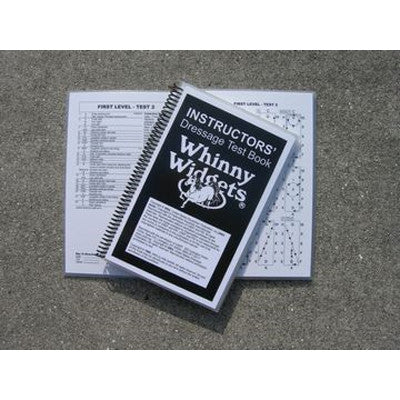 Whinny Widgets Instructors' Test Book