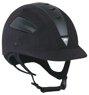 IRH Elite EQ Riding Helmet, Black