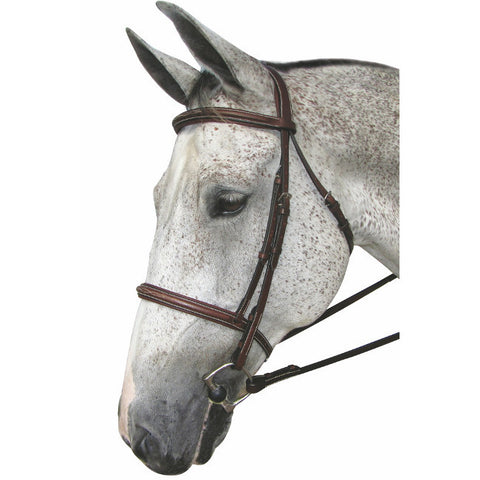 HDR Pro Mono Crown Fancy Padded Bridle