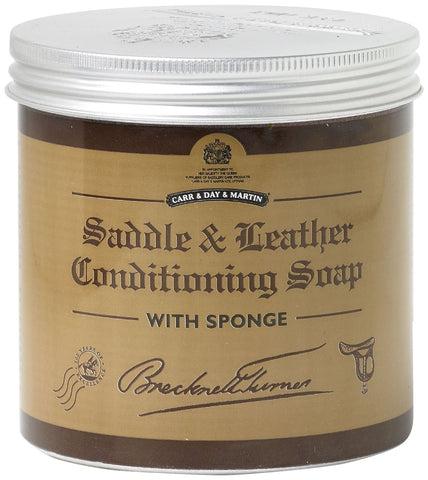 Carr and Day and Martin Horse Brecknell Turner Saddle Soap-500 ml