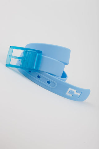 C4 Classic Baby Blue Belt with Baby Blue Buckle
