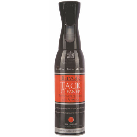 Carr and Day and Martin Horse Belvoir Tack Cleaner Spray-600 ml
