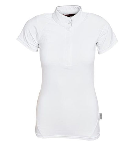 Horseware Kids Sara Competition Top Short Sleeve