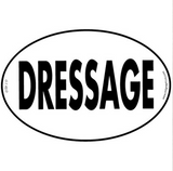 Vinyl Sticker-Dressage